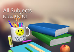 9th Standard Modular Classes - All Subjects