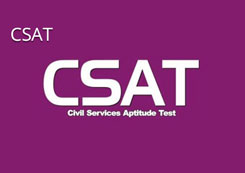 CSAT Preparation Classes