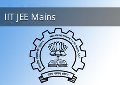 IIT JEE Mains Training
