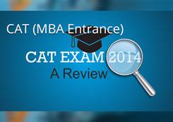 Entrance Exam Courses (BBA Entrance & CAT)