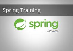 Spring Training Classes