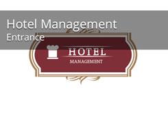 Hotel Management Entrance Training
