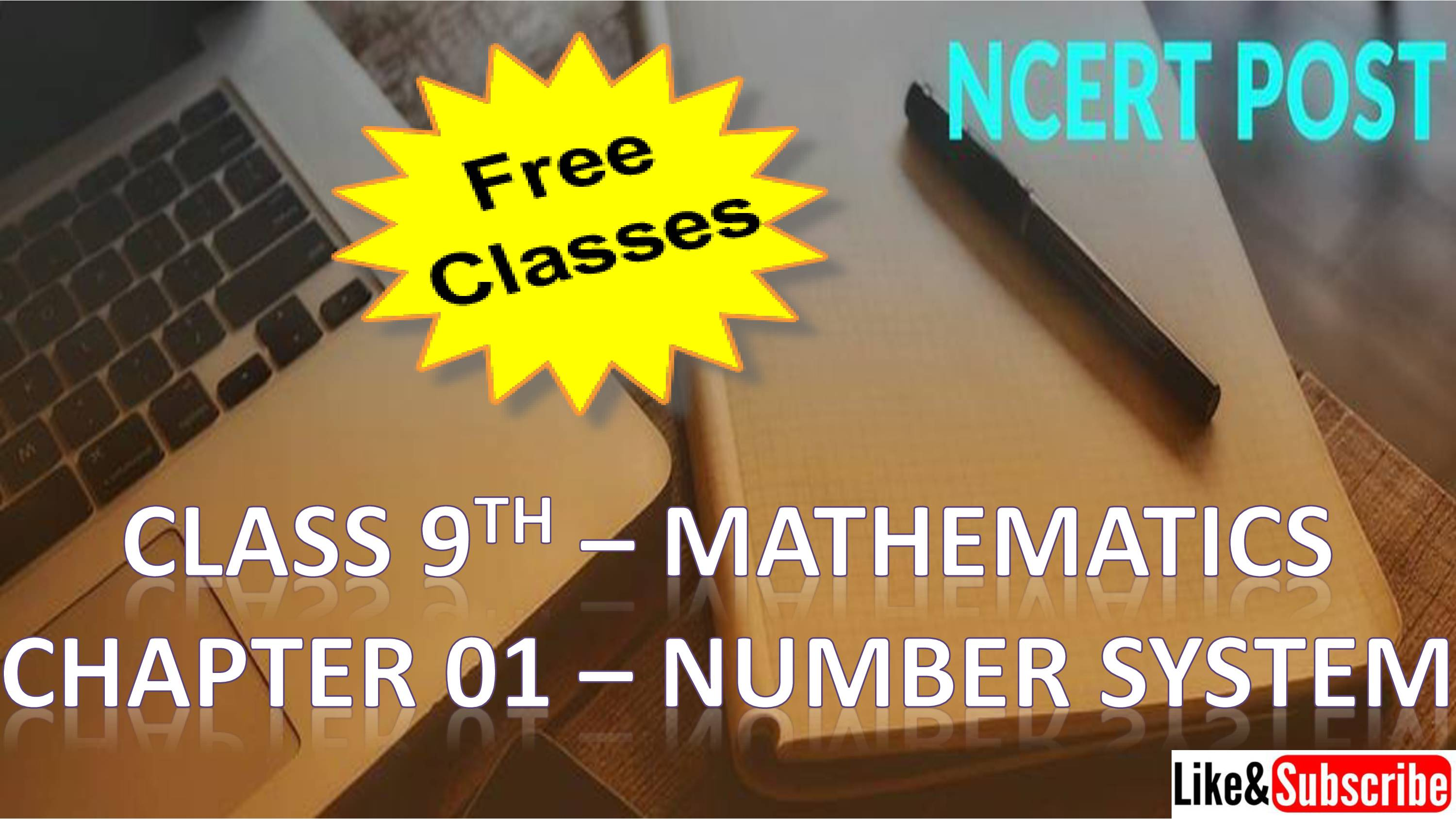 PPT on Number System - Class 9th Mathematics CBSE